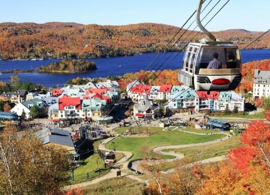 3-Day East Canada Maples Tour: Mont Tremblant - Ottawa - Montreal - Quebec