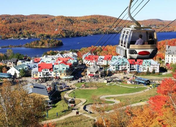 6-Day East Canada Maples Tour: Toronto - Montreal - Mont Tremblant - Quebec