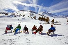 booking ticket:Mammoth Mountain Lift Ticket Bundle