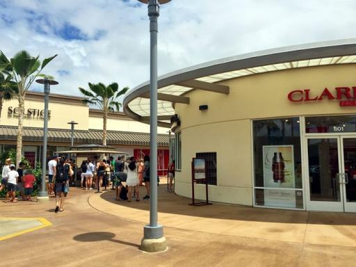 1-Day Waikele Outlets Shopping