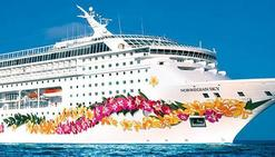 bahamas tourism:8-Day Bahamas Cruise and Miami Discovery Tour: Norwegian Sky