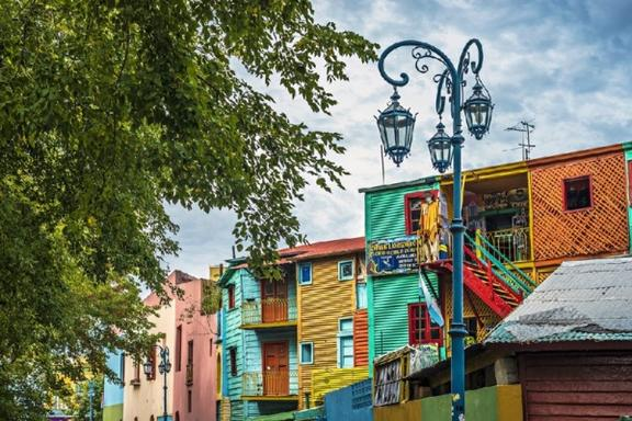 1-Day Buenos Aires Bike Tour: South Districs