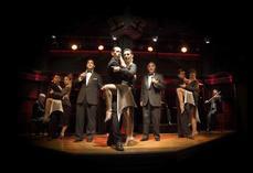sanfrancisco optional tour:Tango Show at El Querandí
