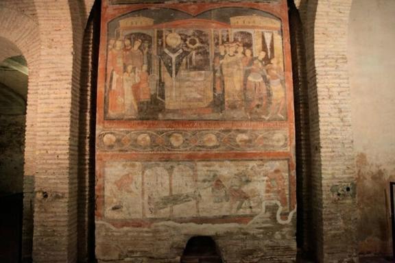 3.5-Hour Rome Catacombs Tour