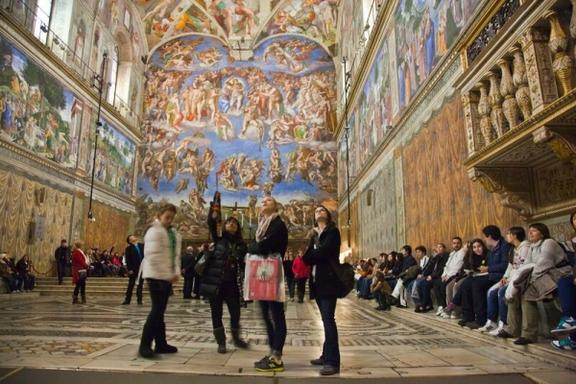 Skip the Line: Vatican Museums Entrance Tickets