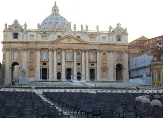 Papal Audience with Pope Francis