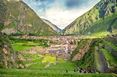 machu picchu trail tours:19-Day Peru, Bolivia and Chile Adventure