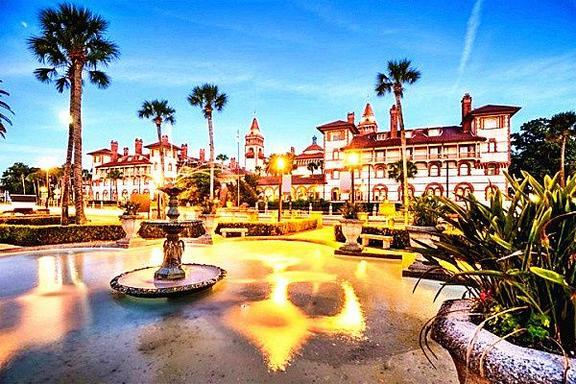 7-Day Florida Experience: Orlando - Miami - St. Augustine