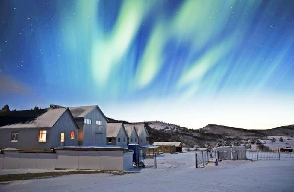 Alaska's Northern Lights & Aurora Dinner