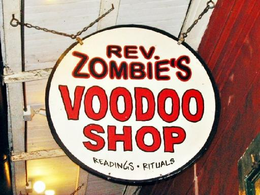 New Orleans Voodoo Tour