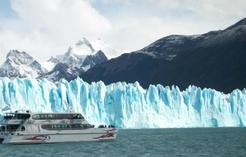 architectural boat tour:Full Day El Chalten & Boat Trip to Viedma Glacier