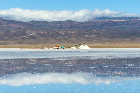 Salinas Grandes Salt Fields Sightseeing Tour