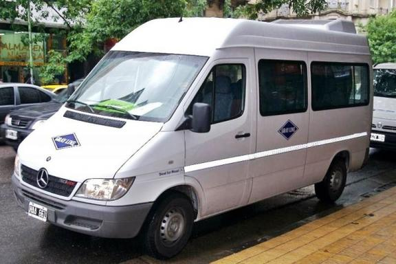 El Calafate hotel to/from Puerto Bandera - Round Trip Shuttle Service