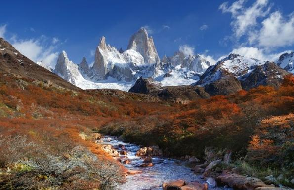 El Chalten, Mount Fitz Roy & Los Glaciares National Park Tour