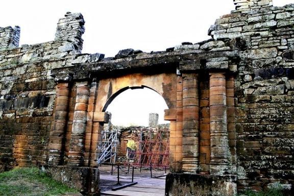 1-Day Private Tour: Visit San Ignacio Jesuit Mission and Wanda Mines