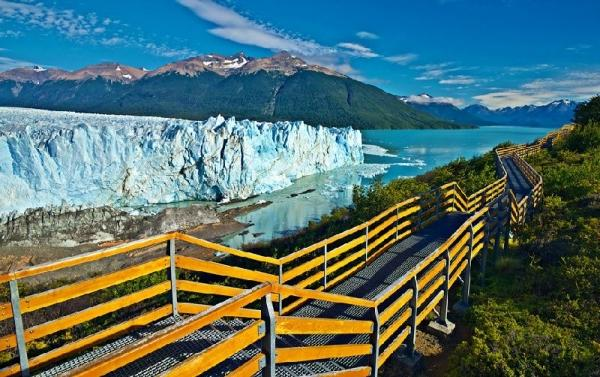 1-Day The Famous Perito Moreno Glacier Adventure Tour