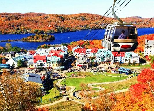 5-Day East Canada Maples Tour: Toronto - Ottawa - Montreal - Mont Tremblant - Quebec