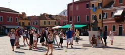 canada excursion:Half-Day Trip to Murano and Burano