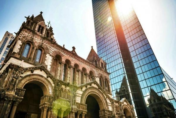 1-Day Boston Freedom Trail Tour from New York City