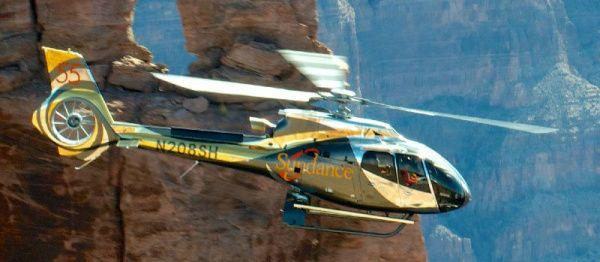 Las Vegas - Grand Canyon Picnic Helicopter Tour