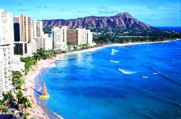 6-Day Pearl Harbor & Honolulu City, Mini-Circle Island, Polynesian Cultural Center & Island of Maui or The Big Island Tour Package from Honolulu