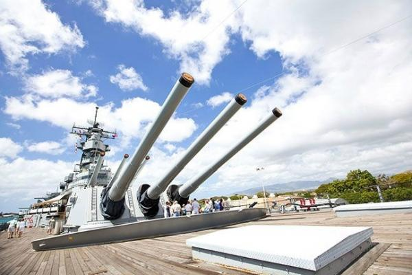 1 Day Pearl Harbor Tour From From Kapalua Airport