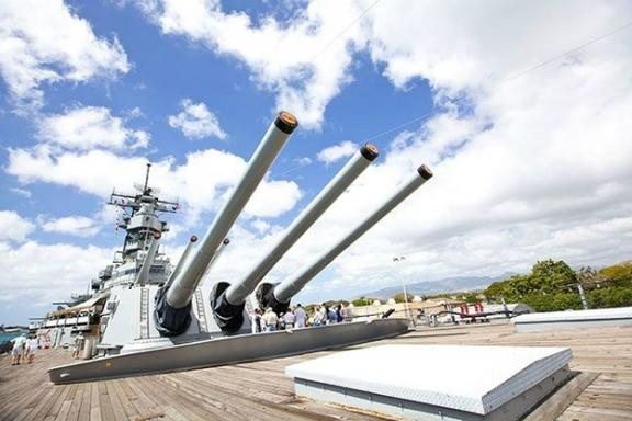1 Day Pearl Harbor Tour From Kapalua