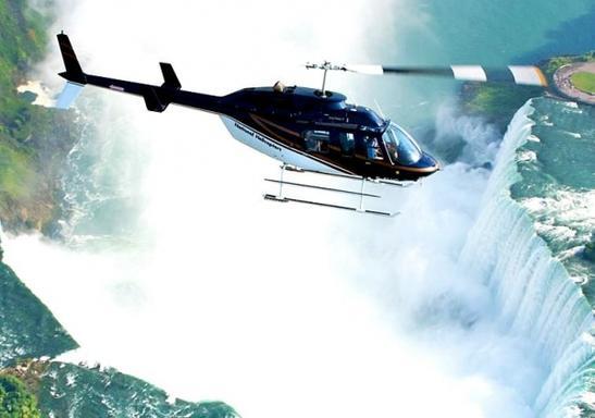 Romantic Niagara Falls Helicopter Tour