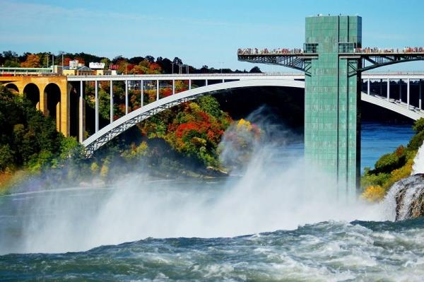 5-Day In-Depth Tour from New York ending in Buffalo - Hotel in Niagara Falls: Philadelphia, DC