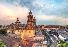 is there any day trips from newyork to niagra falls in march:8-Day Splendid Mexico Tour: Mexico City - Puebla - Cancun