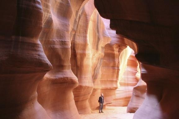 3-Day Bus Tour to Grand Canyon South Rim, Zion, Antelope Canyon, Lake Powell & Monument Valley from Las Vegas