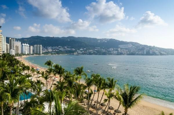 Acapulco City Tour with Cliff Diving Show