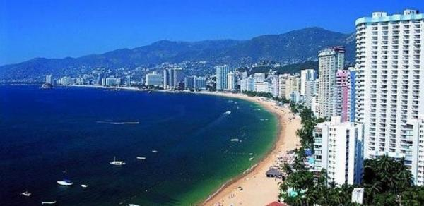 3-Hour Acapulco City Tour with Cliff Diving Show