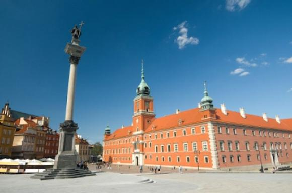 Small Group Warsaw City Tour from Krakow