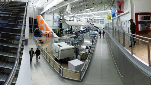 Future of Flight Aviation & Boeing Tour Seattle