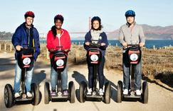 3 day bus tour from los angeles to san francisco:San Francisco Segway Tour