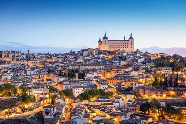 5-Day Madrid City Break from Lisbon