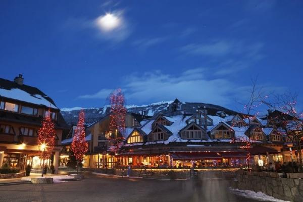 6-Day Vancouver, Victoria/Whistler & Canadian Rocky Mountains Winter Tour Package