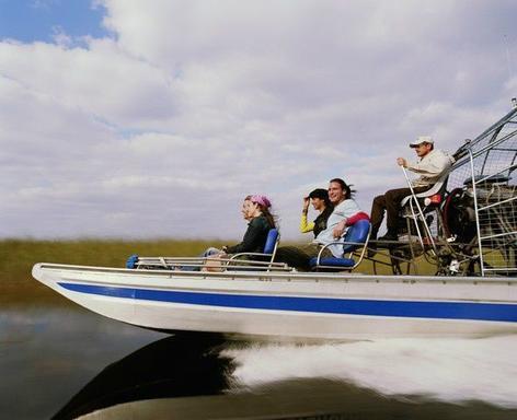Everglades Airboat Adventure Tour