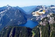Alpine Lakes & Glaciers Airplane Tour**From Vancouver**