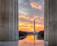 attractions in washington dc:Washington, D.C. 24/48-hour Big Bus Double Decker Sightseeing Tour