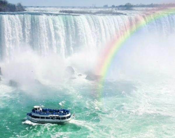Royal Canadian Niagara Falls Sightseeing Tour