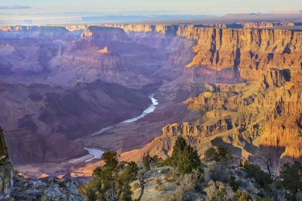 adventure tours hawaii:Grand Canyon Skywalk and Triple Adventure Tour