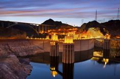 hoover dam besichtigung:Hoover Dam Discovery Bus Tour
