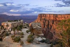 bus tours down west coast from vanc to los angeles:Grand Canyon South Rim Bus & Helicopter Tour