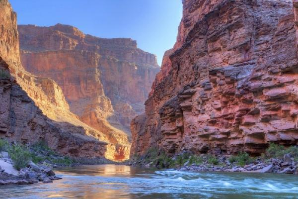 Grand Canyon West Rim Leisure Adventure Tour by Bus, Helicopter & Boat