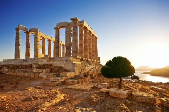 Afternoon Tour of Cape Sounion from Athens