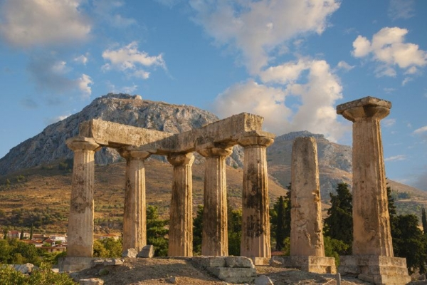 mumbai sightseeing tour packages:Sightseeing Tour of Ancient Corinth