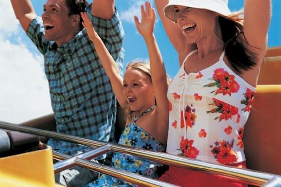 2-Day Disneyland and Adventure Park Hopper Ticket