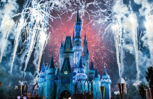 trip europe package:4-Day Orlando Theme Park Tour Package with Choice of 4 Disney Parks from Miami